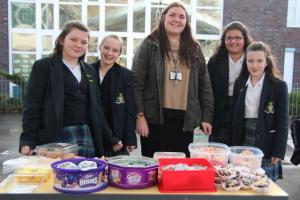 Year 7 Raise Funds for Zoe's Place
