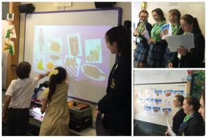 Year 9 Students Teach Languages