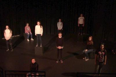 Drama Students Lead Anti-Bullying Assemblies