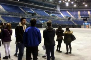 A Level Students Tour Liverpool Arena