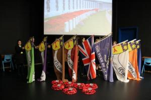 Remembrance Day Marked