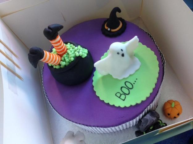 Halloween Bake Off!