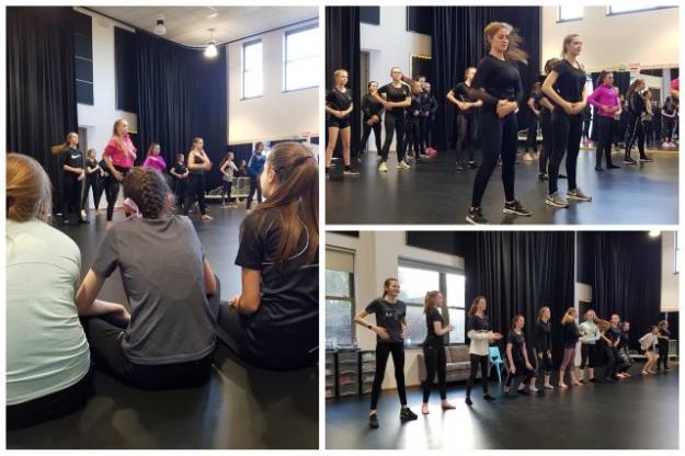 Performing Arts Workshop
