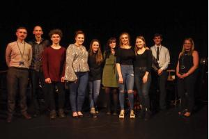 Year 13 BTEC Students Play Farewell Show