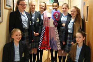 Year 8 Create a Dress to Impress!