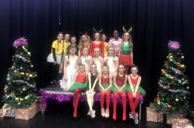 St. Julie's Hosts LSSP Dance Festival