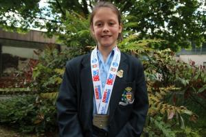 Year 8 Student Raises £169 In Hillsborough Run