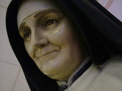 Statue of St. Julie Billiart