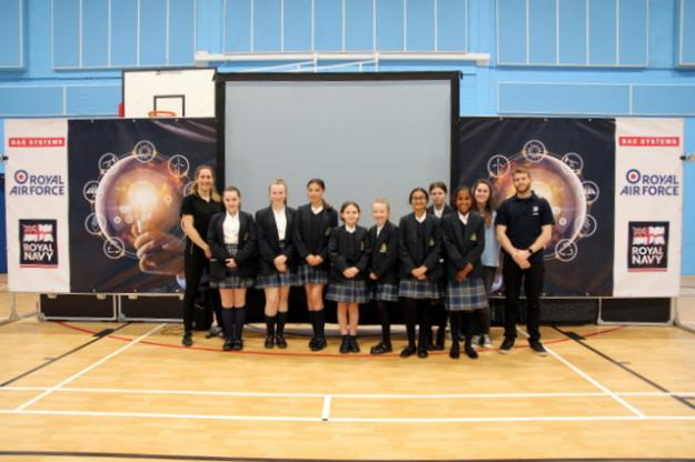 BAE STEM Workshop for Year 7