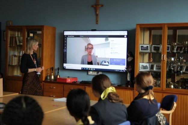 The Girls' Network Careers Workshop Zoom Experience!
