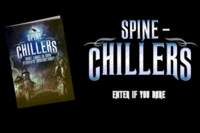 Spine Chilling Writers Get Published!