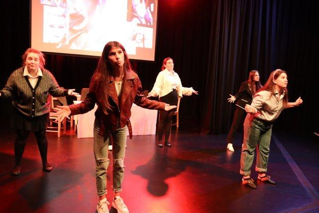Curtain Up for Year 13 Drama