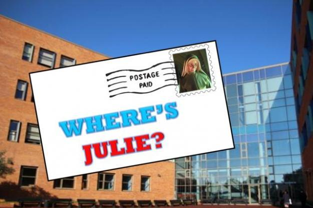 Where's Julie? The Solutions!