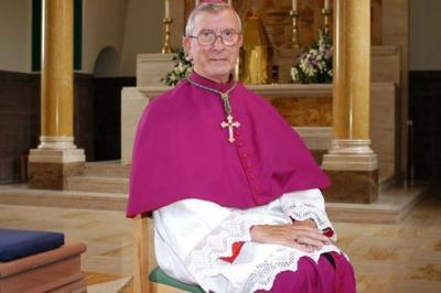 Bishop Vincent Malone Dies Aged 88