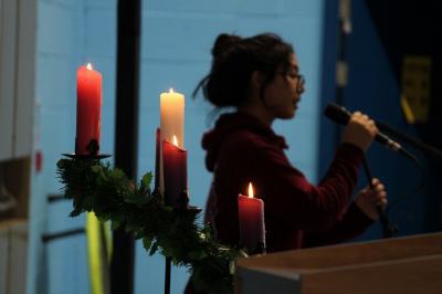 St. Julie's Celebrates Advent