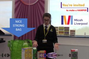 Hamper Appeal Launches