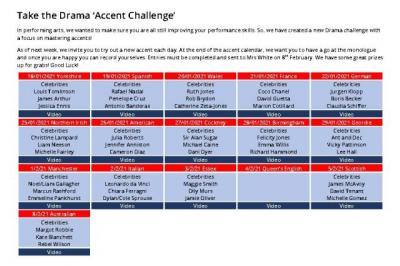Drama Challenge
