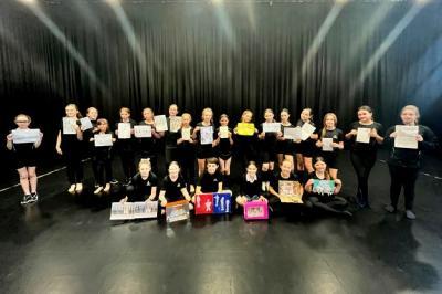 Year 7 Get Balletic