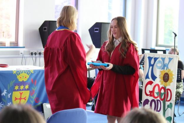 Year 13 Leavers' Ceremony