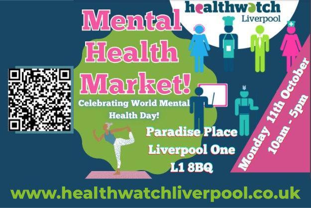 Healthwatch Liverpool Mental Health Marketplace