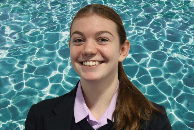 St. Julie's Student Selected for National Water Polo Squad