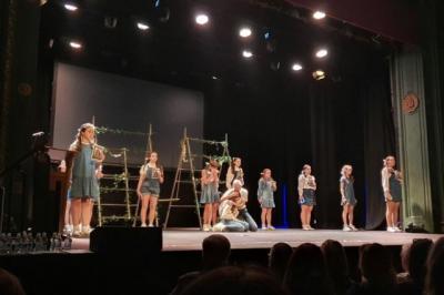 Drama Company Perform at Mental Health Conference
