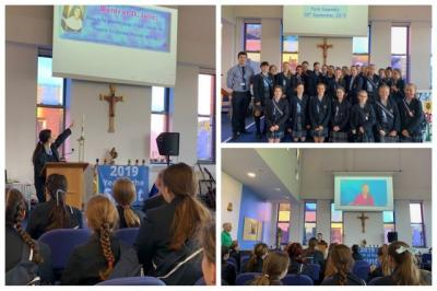 Year 8 Mark International Day of Non Violence
