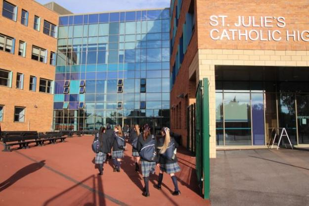 Welcome to St Julie's!