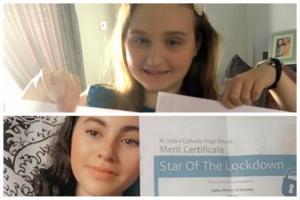 Lockdown Stars of the Week!