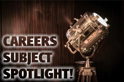 Careers Subject Focus: Arts