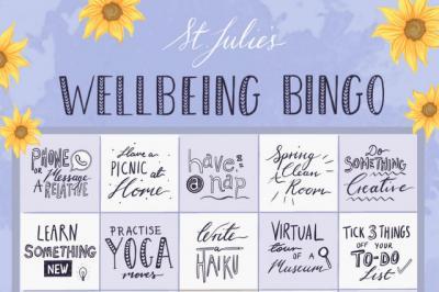 Wellbeing Bingo