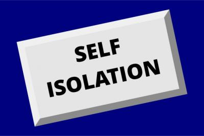 Self Isolation Requirements