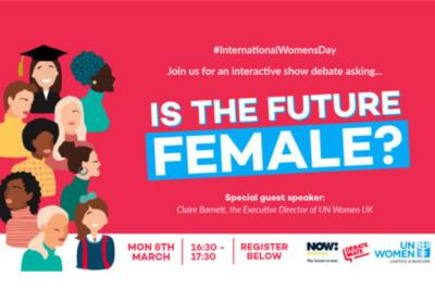 International Women's Day Debate