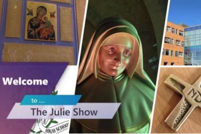 The Julie Show: The Epic Finale!