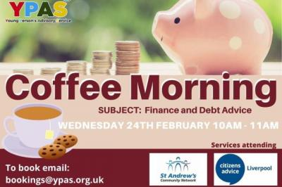 YPAS Finance and Debt Advice