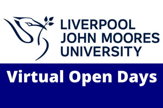 LJMU Virtual Open Days
